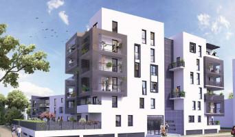 Dijon programme immobilier neuve « O'Livia »
