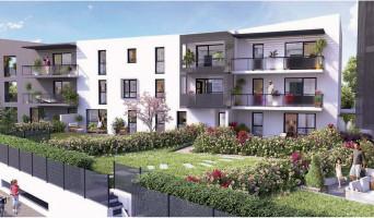 Dijon programme immobilier neuve « O'Livia »  (2)