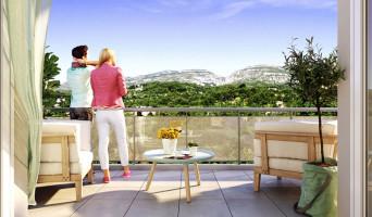 Roquevaire programme immobilier neuve « Avant-Scène »