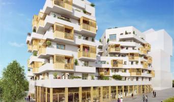 Noisy-le-Grand programme immobilier neuve « Les Terrasses Magellan »
