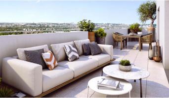 Noisy-le-Grand programme immobilier neuve « Les Terrasses Magellan »  (2)
