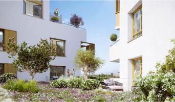 Noisy-le-Grand programme immobilier neuve « Les Terrasses Magellan »  (4)