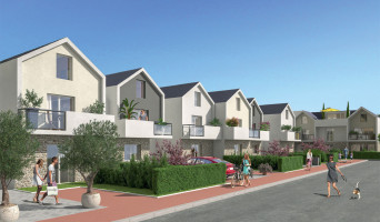 Claye-Souilly programme immobilier neuve « Les Jardins de Claye »