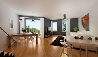 Claye-Souilly programme immobilier neuve « Les Jardins de Claye »  (3)