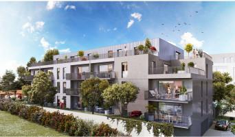 Bordeaux programme immobilier neuve « Imagin'O »