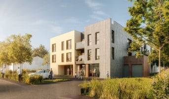 Pessac programme immobilier neuf « Acanthe