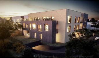 Pessac programme immobilier neuve « Acanthe » en Loi Pinel  (2)