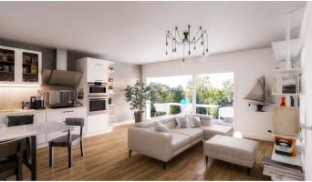 Pessac programme immobilier neuve « Acanthe » en Loi Pinel  (5)