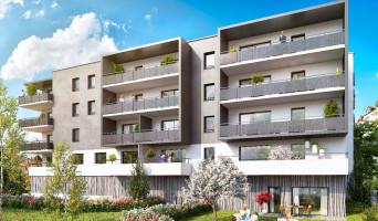 Thonon-les-Bains programme immobilier neuve « Néo »  (2)