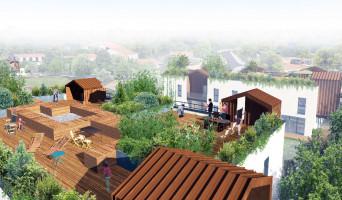 Saint-Médard-en-Jalles programme immobilier neuve « So Green » en Loi Pinel  (2)