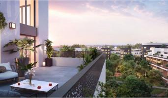 Cergy programme immobilier rénové « Ville Nature » en loi pinel