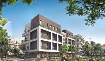 Cergy programme immobilier neuve « Ville Nature »  (3)