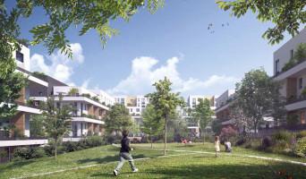 Cergy programme immobilier neuve « Ville Nature »  (4)