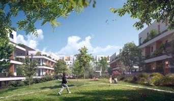 Cergy programme immobilier neuve « Ville Nature »  (5)