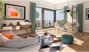 Bordeaux programme immobilier neuve « Graphik » en Loi Pinel  (3)