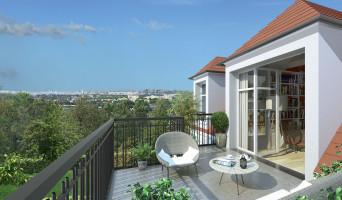 Andilly programme immobilier rénové « Villa Louise » en loi pinel