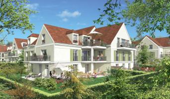 Andilly programme immobilier neuve « Villa Louise » en Loi Pinel  (2)