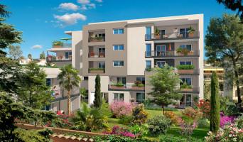 Le Cannet programme immobilier neuve « Le 55 » en Loi Pinel  (2)