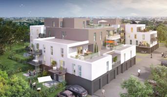 Saint-Nazaire programme immobilier neuve « Les Terrasses Boisées »