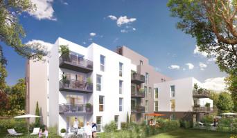 Saint-Nazaire programme immobilier neuve « Les Terrasses Boisées »  (2)