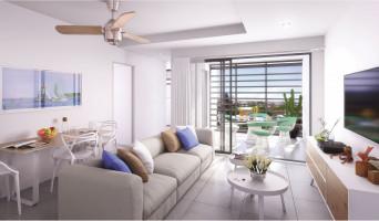 Saint-Pierre programme immobilier neuve « Les Jardins d'Ugo » en Loi Pinel  (3)