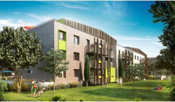 Amiens programme immobilier neuve « Le Carré des Vignes »