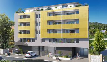 Sète programme immobilier neuve « Villa Marquise »