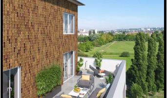 Neuilly-sur-Marne programme immobilier neuve « Parc Horizon - Parc de Maison Blanche »