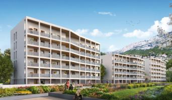 Le Pont-de-Claix programme immobilier neuve « Toises & Moi »