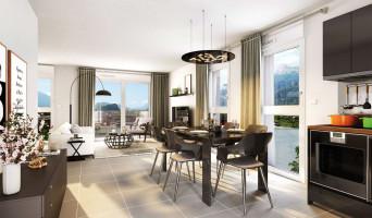 Le Pont-de-Claix programme immobilier neuve « Toises & Moi »  (2)