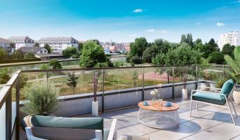 Bischheim programme immobilier neuve « L'Allure »