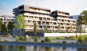 Bischheim programme immobilier neuve « L'Allure »  (2)