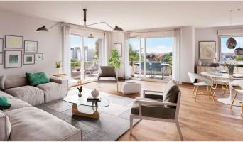 Bischheim programme immobilier neuve « L'Allure »  (3)