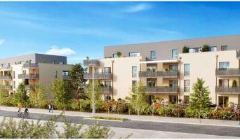 L'Isle-d'Abeau programme immobilier neuve « Green Archipel »
