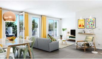 L'Isle-d'Abeau programme immobilier neuve « Green Archipel »  (2)