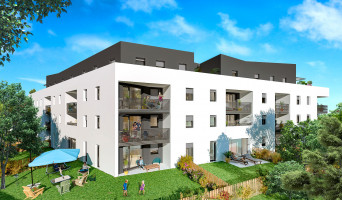 Metz programme immobilier neuf « Horizon »