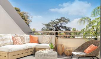 Guyancourt programme immobilier neuve « Villa des Sources »
