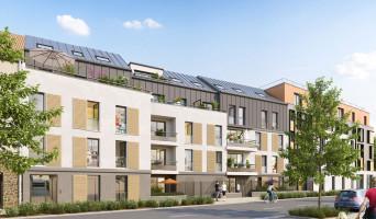 Guyancourt programme immobilier neuve « Villa des Sources »  (2)