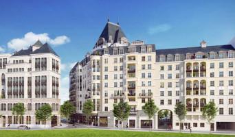 Puteaux programme immobilier neuve « L'Orangerie »  (2)