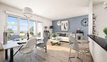 Puteaux programme immobilier neuve « L'Orangerie »  (3)