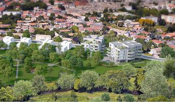 Bègles programme immobilier neuve « Versa »  (4)