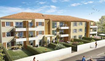 Ollioules programme immobilier neuve « Orphée »