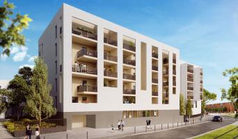 Montpellier programme immobilier rénové « Infinitë » en loi pinel