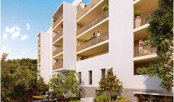 Montpellier programme immobilier neuve « Infinitë » en Loi Pinel  (3)