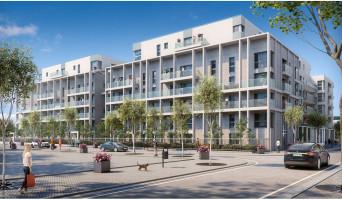 Rueil-Malmaison programme immobilier neuve « Carré de l'Arsenal Bât. A et I »