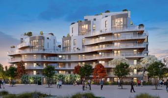 Rueil-Malmaison programme immobilier neuve « Carré de l'Arsenal Bât. A et I »  (2)