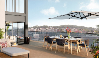 Rueil-Malmaison programme immobilier neuve « Carré de l'Arsenal Bât. A et I »  (4)
