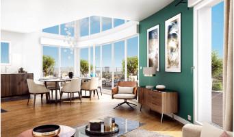 Rueil-Malmaison programme immobilier neuve « Carré de l'Arsenal Bât. A et I »  (5)