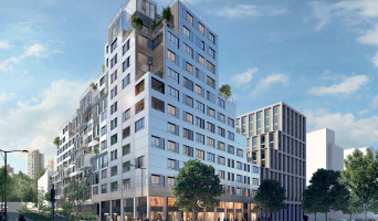 Rosny-sous-Bois programme immobilier neuve « Reflecto »