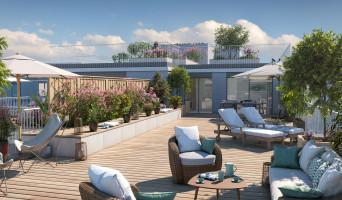 Massy programme immobilier neuve « Allée du Parc »